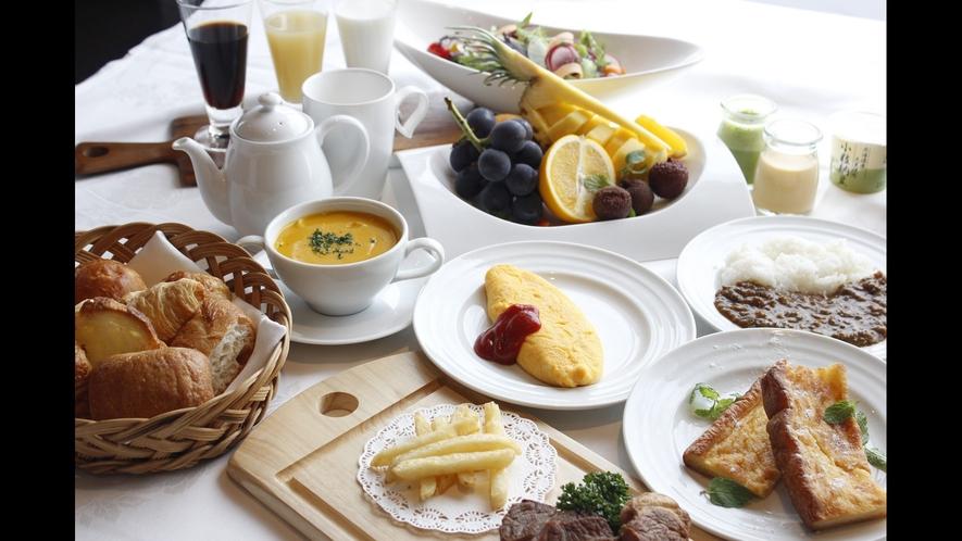 ■朝食(イメージ)