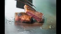 ■鉄板焼 お食事イメージ