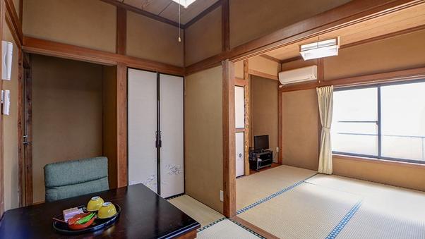 和室7.5畳(専用トイレ)