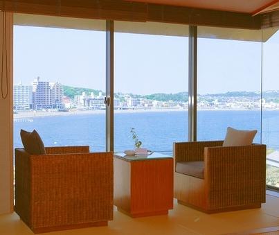 【禁煙】■海側和室プラン■湘南海岸一望