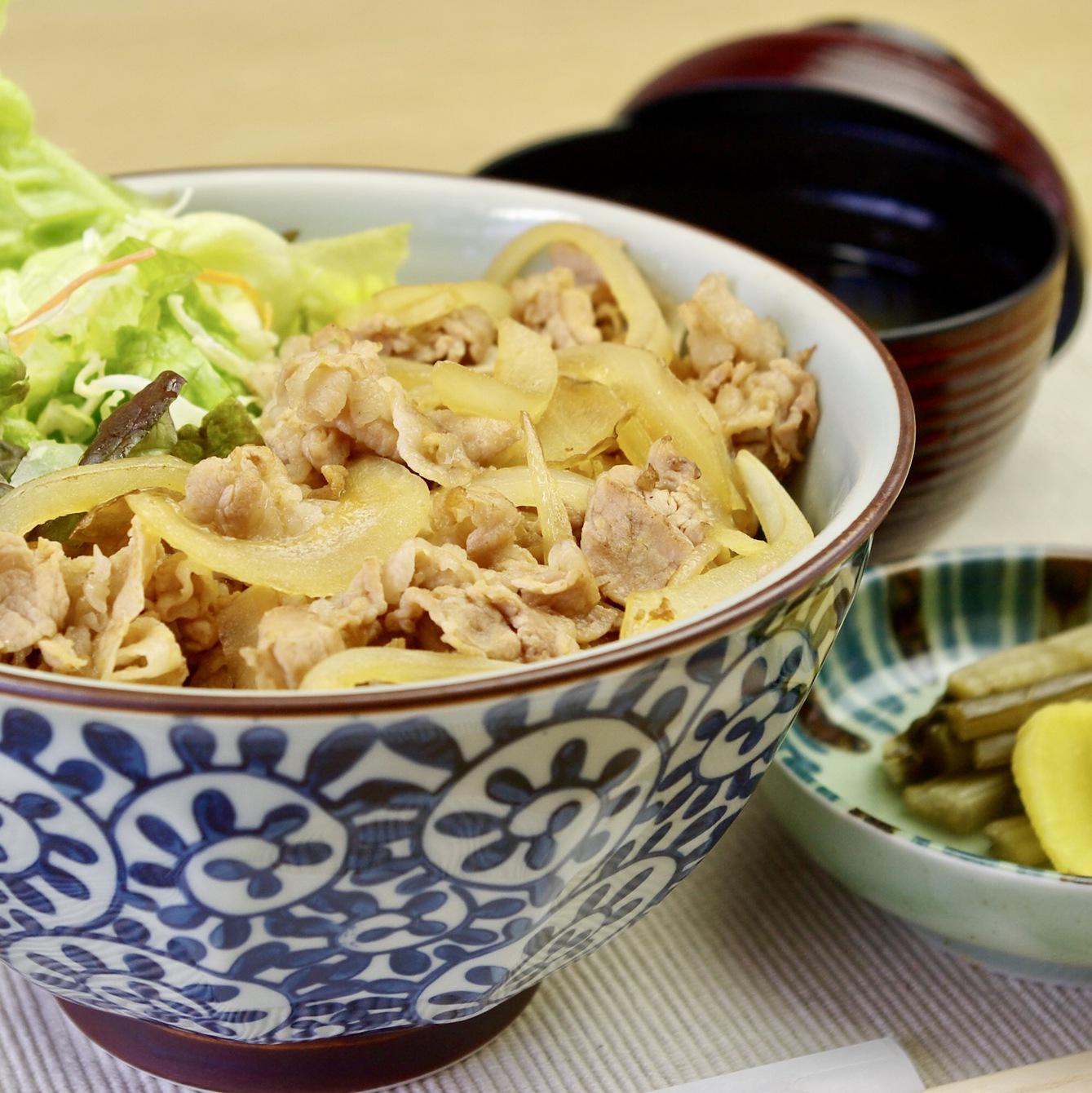 【レストラン】焼肉丼