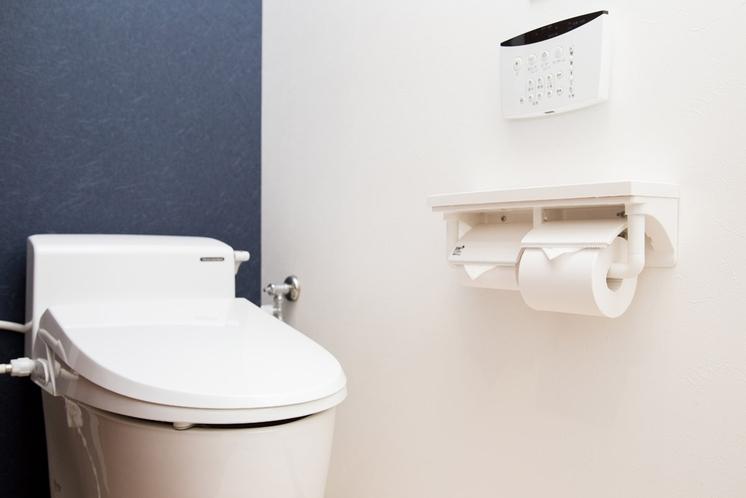 ★全室ウォシュレットトイレ