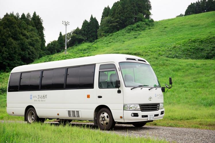 ★団体さま用バス