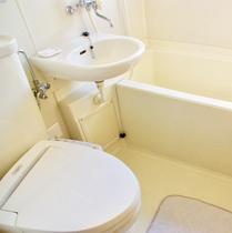 和洋室・洋室のバス・トイレ