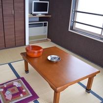 ゲレンデサイド角部屋和室 洗浄付トイレ・洗面台完備
