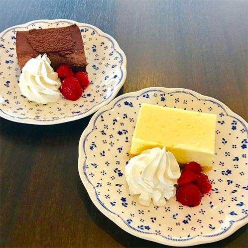 ★レストランのデザート