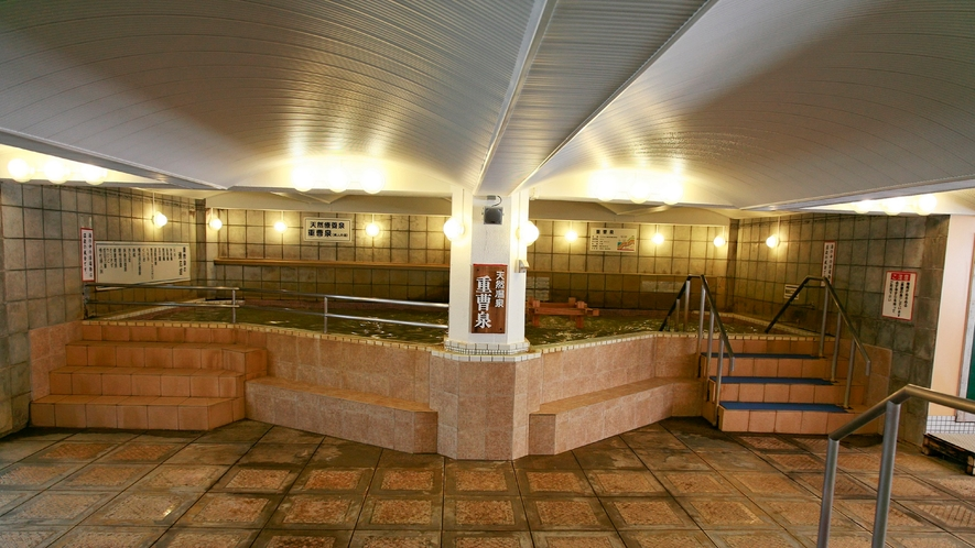 天然温泉(女性風呂)