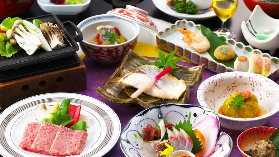 【夏旅セール】夕食は本格卓袱【白鷺】または会席料理【桜】から選択可能♪