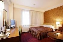 客室例 ダブルベッドルーム