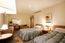 客室例 ツインベッドルーム