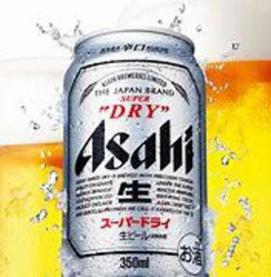 【秋冬旅セール】キンキンに冷えたビール6缶付プラン