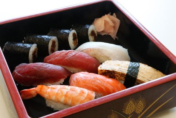 (並)寿司出前付プラン
