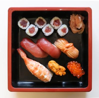 【秋冬旅セール】(特上)寿司出前付プラン