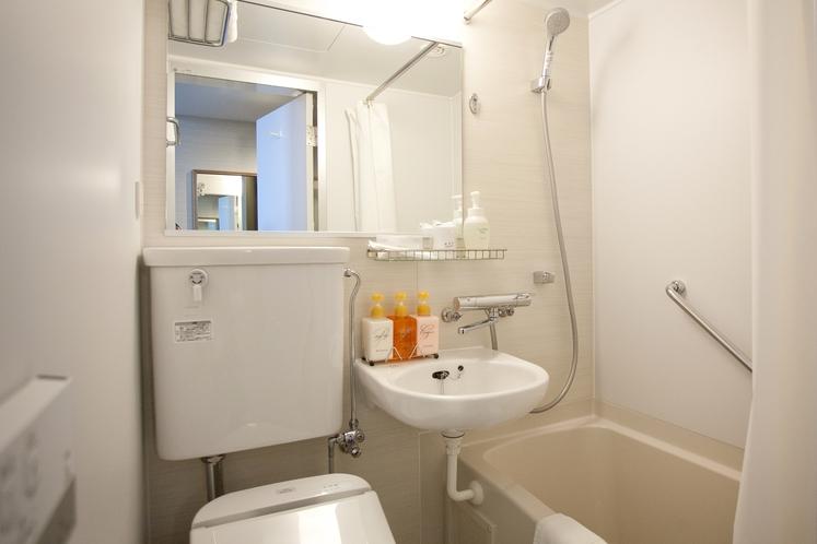 ダブル浴室