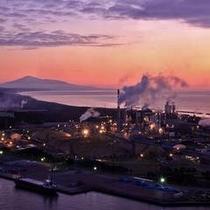 ◆セリオン展望台から工業団地を眺めて