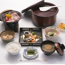 【夕食 和食】素朴な和食 杣人料理