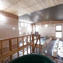 新館二階大浴場