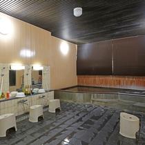 こじんまりした浴場