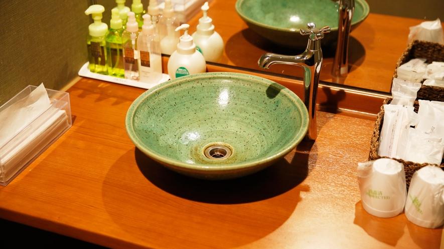 【新館洗面台