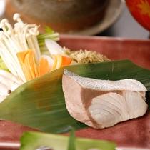 郷土料理「浜ちゃん鍋」