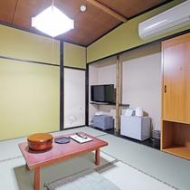 【本館2F】和室6畳【禁煙】