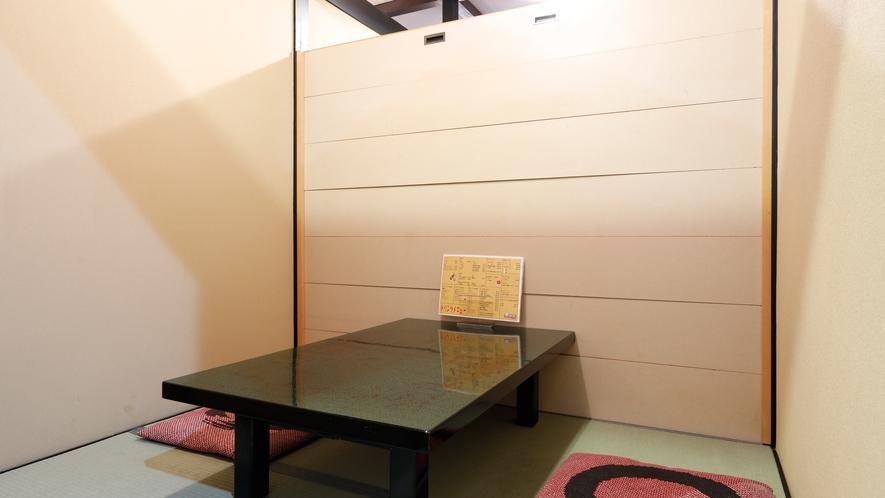 本館1階御食事処(個室)