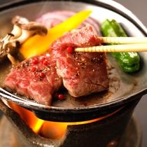 おすすめ単品メニュー 牛ステーキ