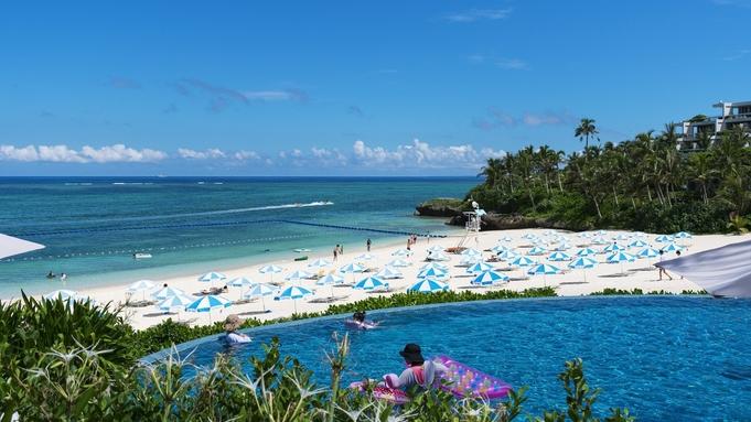 【9〜10月ラストサマーSALE】まだ夏を楽しめる沖縄!2つのプールと天然ビーチで満喫♪(朝食付)