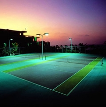 テニスコート(イメージ)