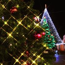 ■お子様半額のクリスマスプランで想い出に残る冬のたびを!
