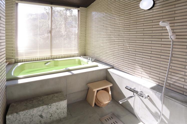 本館和室 浴室