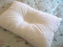 【無料貸出備品】パイプ枕