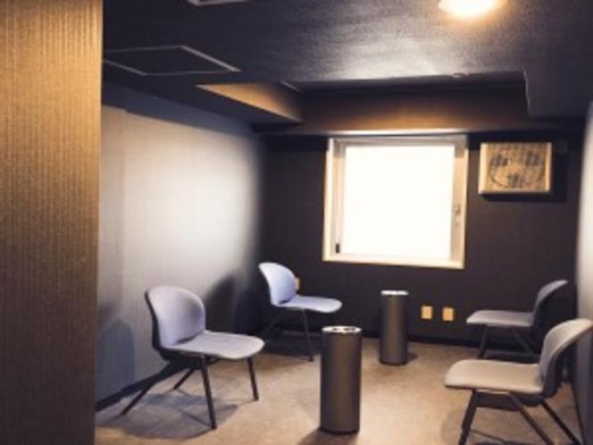 4階 喫煙専用室
