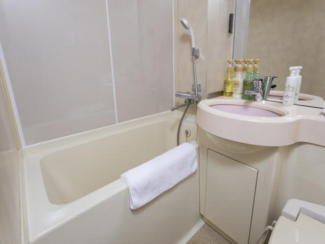 【客室】ユニットバス・トイレ