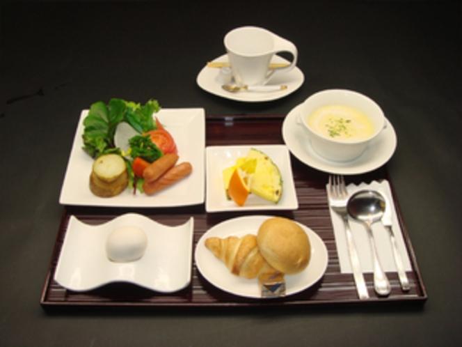 朝食・洋食「レストラン・ルピナス」