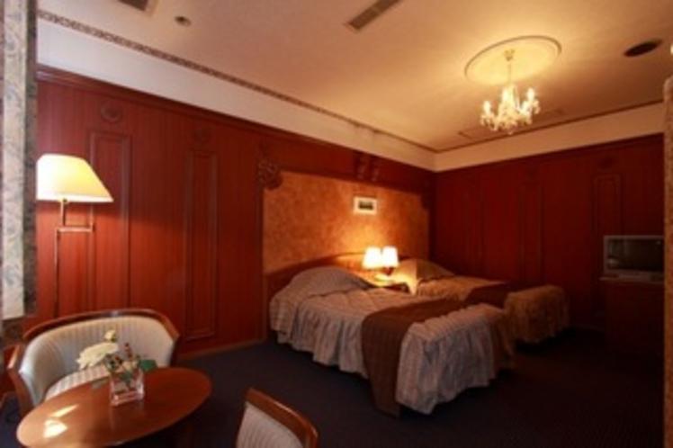 デラックスツインルーム(客室一例)
