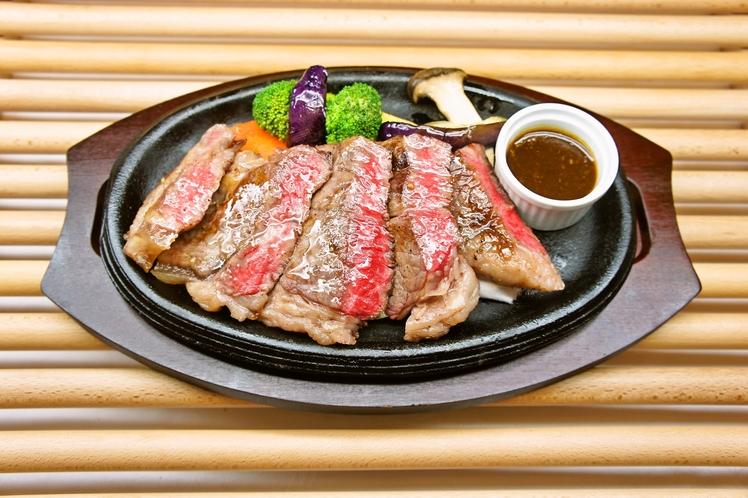 国内産牛ステーキ