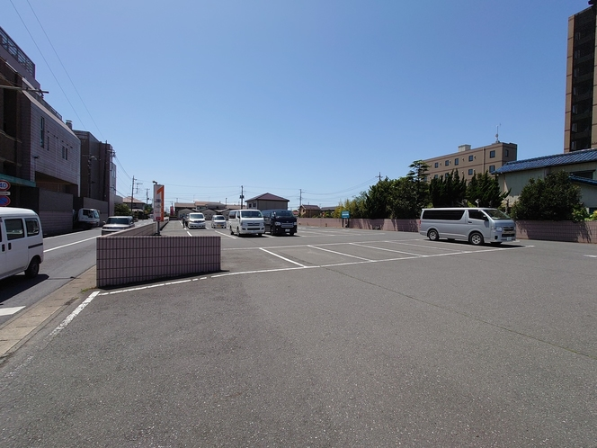 第8駐車場