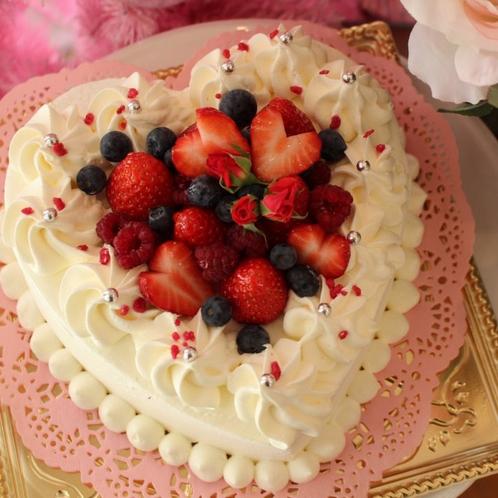 オーダーデコレーションケーキ