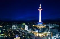 新幹線・JR・地下鉄・バス利用も便利♪京都駅徒歩2分の好立地!荷物預けもラクラク☆
