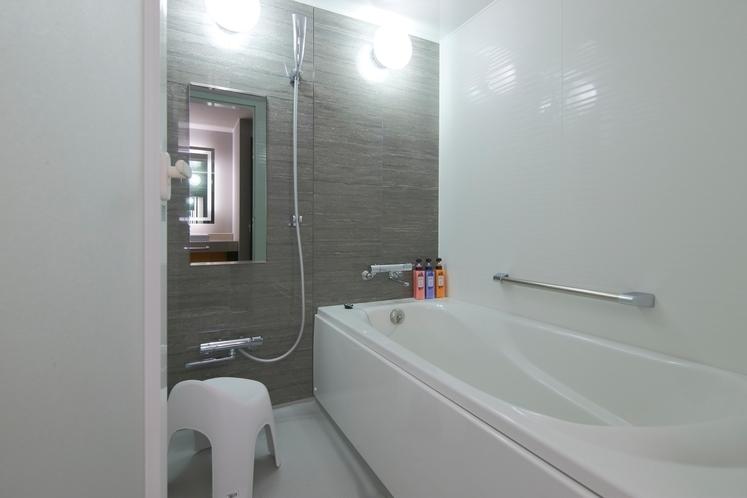 禁煙和洋室50平米Bタイプ 浴室一例(お部屋のタイプはお選びいただけません。予めご了承ください。)