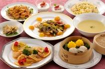 ■中華菜館 福寿林(2F) 料理例