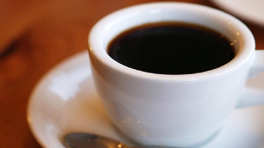 1階:コーヒー無料サービス