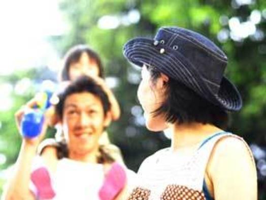 天然温泉・駐車場・VOD無料!ファミリールーム素泊まりプラン(2〜7名)【禁煙】
