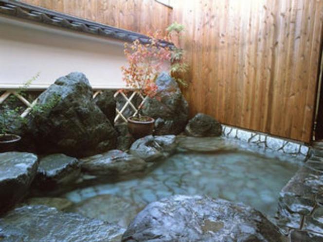 ご宿泊者専用露天風呂 かくし湯