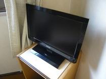シングルルーム(テレビ)