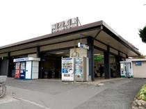 桜ノ宮駅西出口