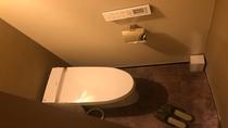 和モダンルームトイレ