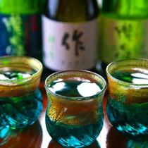 【日本酒飲み比べ】