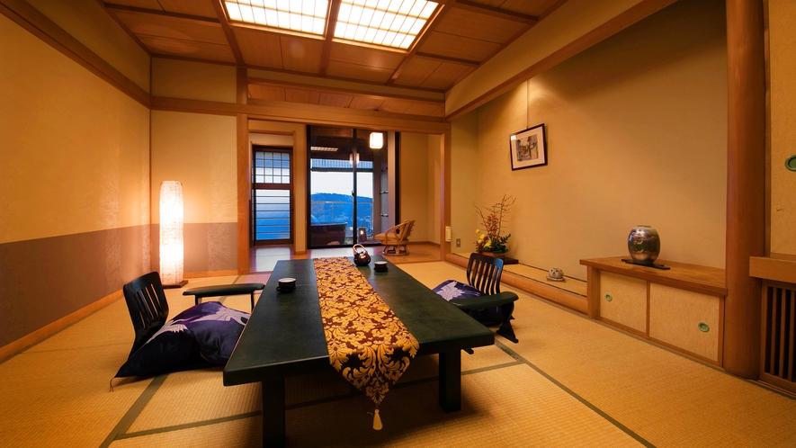 【海側<露天風呂付き>和室】